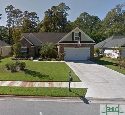 103 Carlisle Way, Savannah, GA 31419 (MLS #246380) :: Liza DiMarco