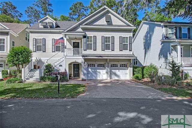17 Dockside Drive, Savannah, GA 31410 (MLS #246385) :: Luxe Real Estate Services