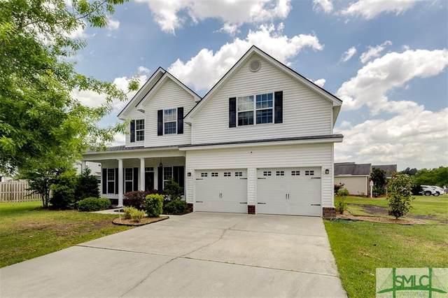 202 Willow Point Lane, Savannah, GA 31407 (MLS #246389) :: The Arlow Real Estate Group