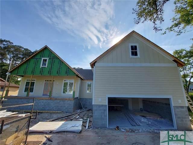 213 Debra Road, Savannah, GA 31410 (MLS #246391) :: Savannah Real Estate Experts