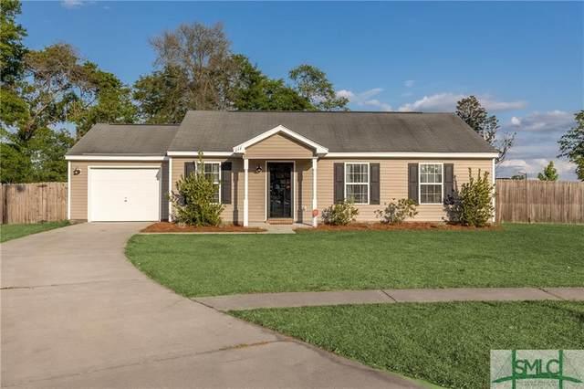 111 Blackwater Way, Springfield, GA 31329 (MLS #246394) :: Coldwell Banker Access Realty