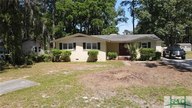 12456 Northwood Road, Savannah, GA 31419 (MLS #246412) :: Keller Williams Coastal Area Partners