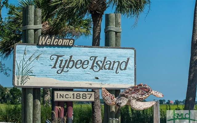 0 9th Terrace, Tybee Island, GA 31328 (MLS #246424) :: The Arlow Real Estate Group