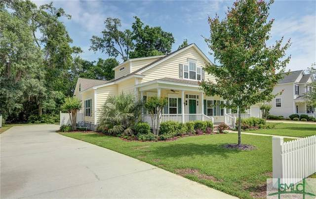 5 Whispering Oaks Trail, Savannah, GA 31419 (MLS #246427) :: Team Kristin Brown | Keller Williams Coastal Area Partners