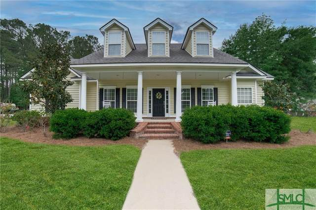 189 Misty Drive, Richmond Hill, GA 31324 (MLS #246434) :: RE/MAX All American Realty
