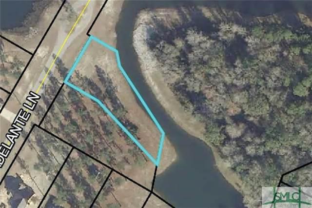 508 Adelante Lane, Guyton, GA 31312 (MLS #246435) :: Coastal Savannah Homes