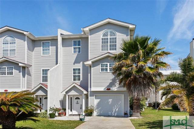 9 Sea Breeze Lane, Tybee Island, GA 31328 (MLS #246438) :: The Arlow Real Estate Group