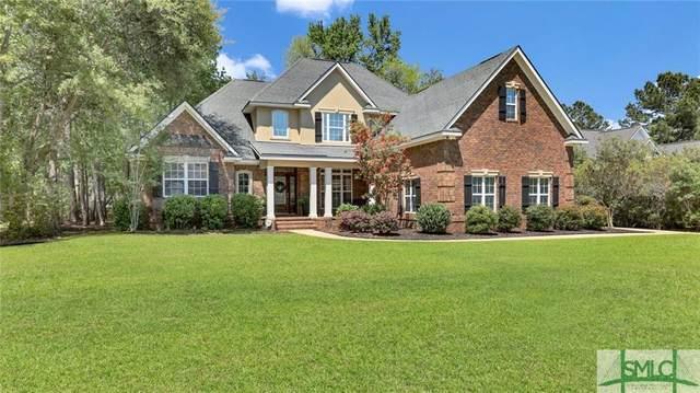 722 Channing Drive, Richmond Hill, GA 31324 (MLS #246441) :: Savannah Real Estate Experts