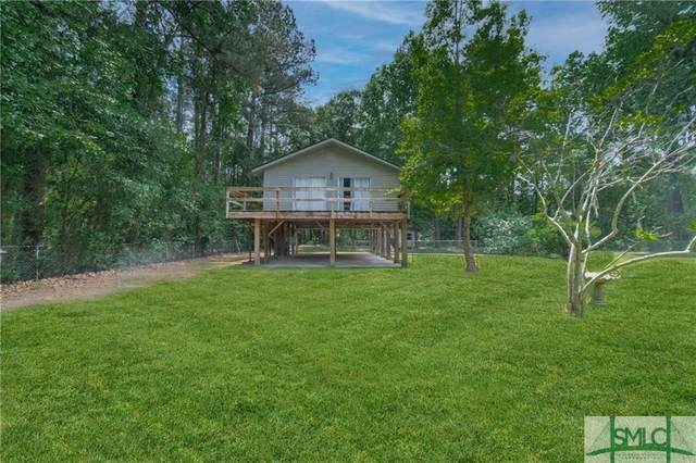 395 Clark Street, Midway, GA 31320 (MLS #246445) :: Coastal Savannah Homes