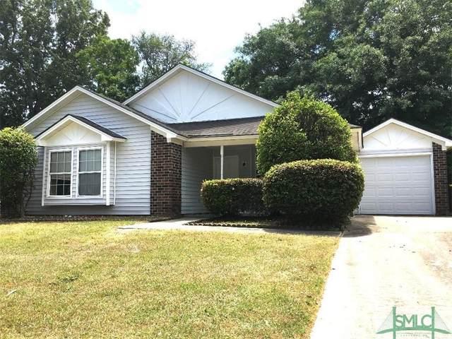 244 Bordeaux Lane, Savannah, GA 31419 (MLS #246446) :: Coldwell Banker Access Realty