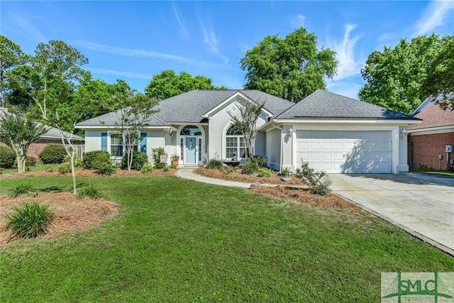210 Druid Road, Savannah, GA 31410 (MLS #246466) :: The Arlow Real Estate Group