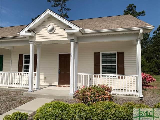25 Falkland Avenue, Savannah, GA 31407 (MLS #246478) :: Coldwell Banker Access Realty
