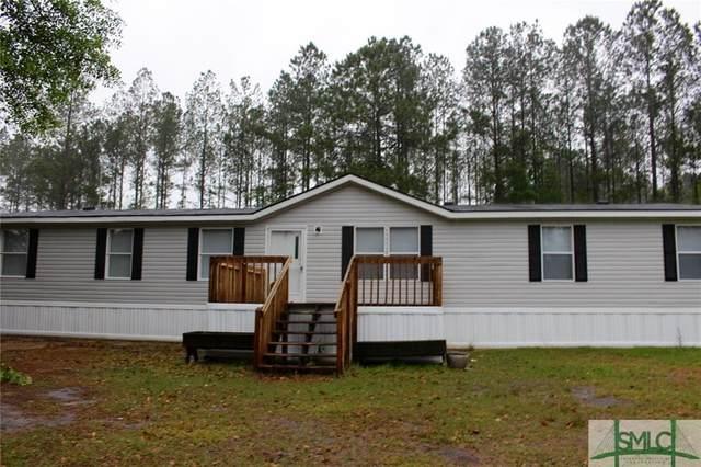 619 Gable Lane, Guyton, GA 31312 (MLS #246479) :: Team Kristin Brown | Keller Williams Coastal Area Partners