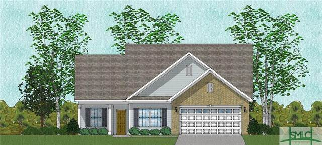 3486 Castleoak Drive, Richmond Hill, GA 31324 (MLS #246482) :: Liza DiMarco