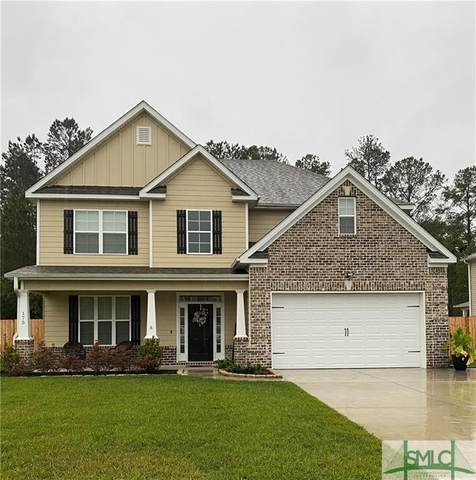 175 Saddleclub Way, Guyton, GA 31312 (MLS #246489) :: The Arlow Real Estate Group