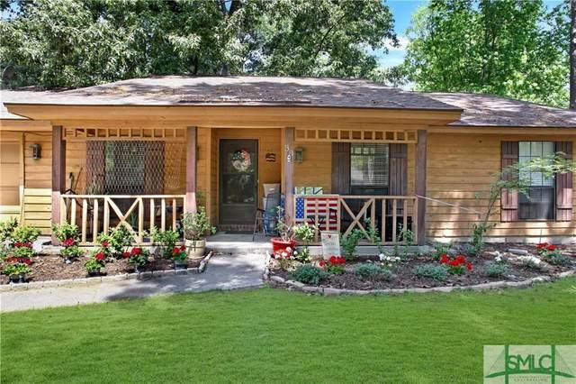 38 Beaver Run Drive, Savannah, GA 31419 (MLS #246490) :: The Arlow Real Estate Group