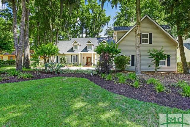 116 Companion Road, Savannah, GA 31419 (MLS #246498) :: Keller Williams Coastal Area Partners