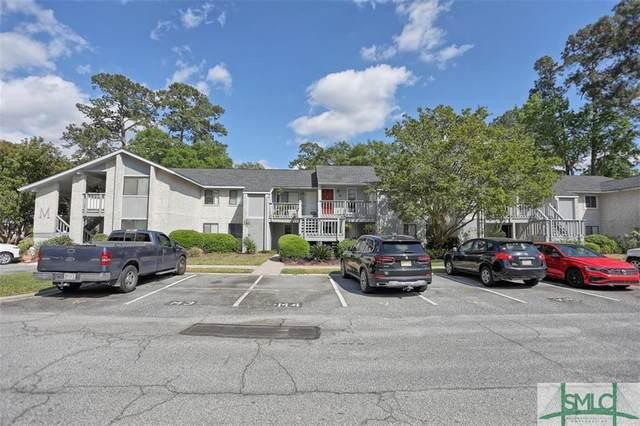 110 Shoals Drive 3M, Savannah, GA 31410 (MLS #246502) :: Heather Murphy Real Estate Group