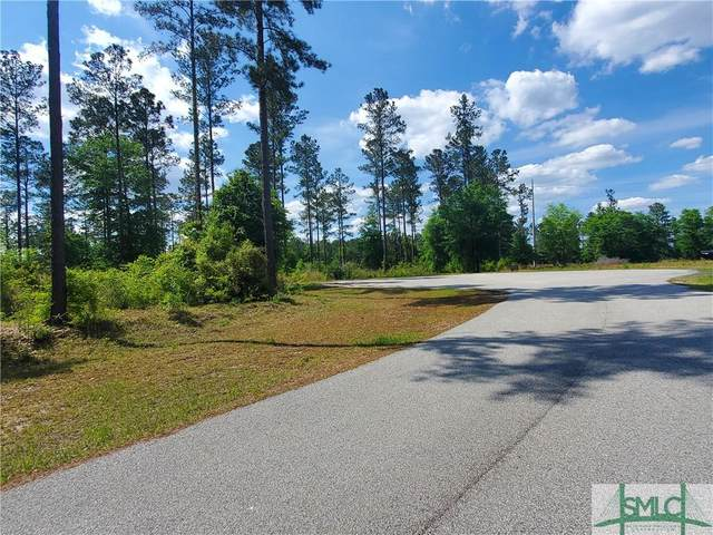 0 Captain Cone Court, Brooklet, GA 30415 (MLS #246503) :: McIntosh Realty Team