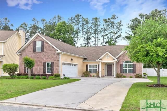 7 Stone Gate Court, Pooler, GA 31322 (MLS #246509) :: Heather Murphy Real Estate Group