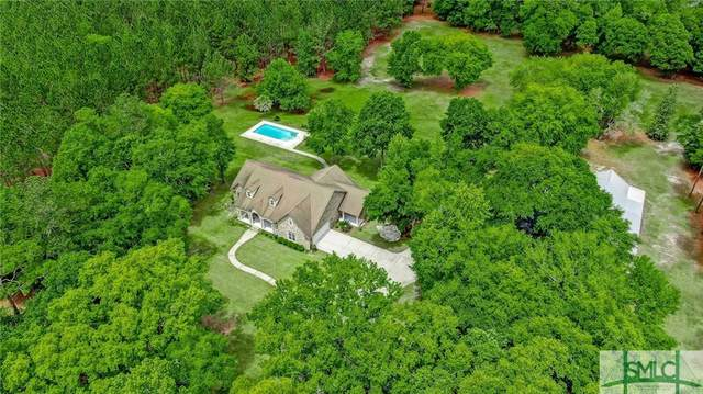 2371 Wilma Edwards Road, Ellabell, GA 31308 (MLS #246532) :: The Arlow Real Estate Group