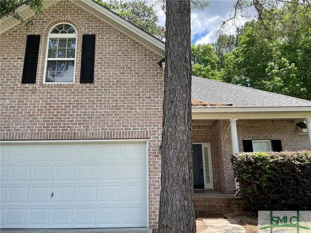 18 Dunnoman Drive, Savannah, GA 31419 (MLS #246533) :: Keller Williams Coastal Area Partners