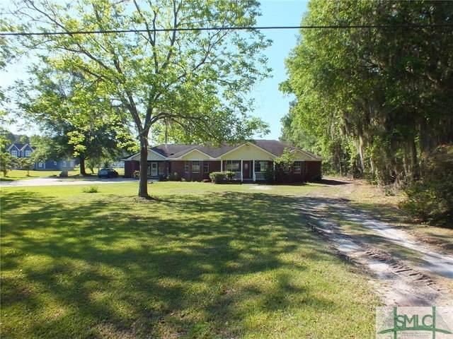 711 Goshen Road, Rincon, GA 31326 (MLS #246537) :: Bocook Realty