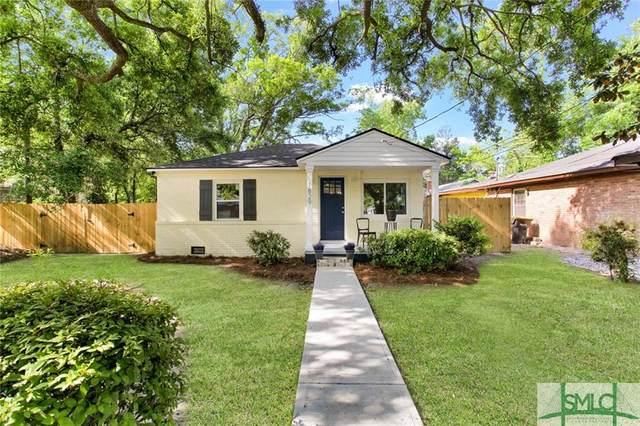 1829 Tuskegee Street, Savannah, GA 31405 (MLS #246541) :: Team Kristin Brown | Keller Williams Coastal Area Partners