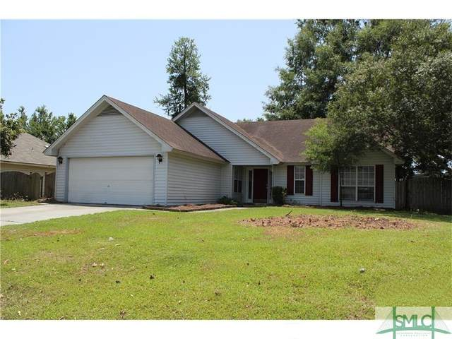 314 Teal Lake Drive, Richmond Hill, GA 31324 (MLS #246561) :: The Arlow Real Estate Group