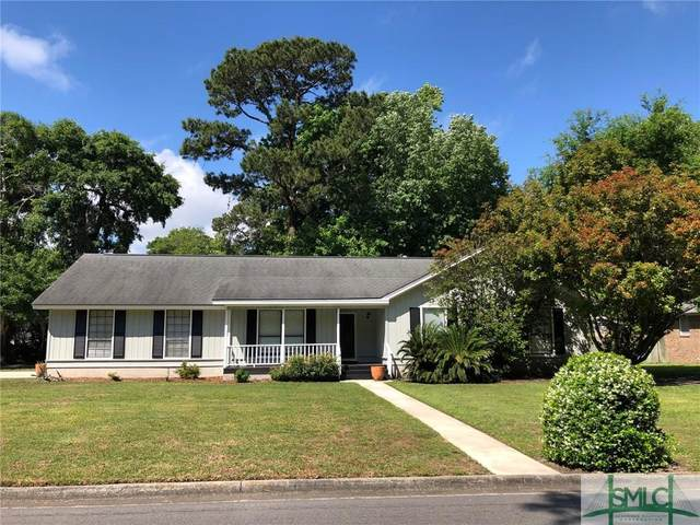 905 Moss Drive, Savannah, GA 31410 (MLS #246563) :: Team Kristin Brown | Keller Williams Coastal Area Partners