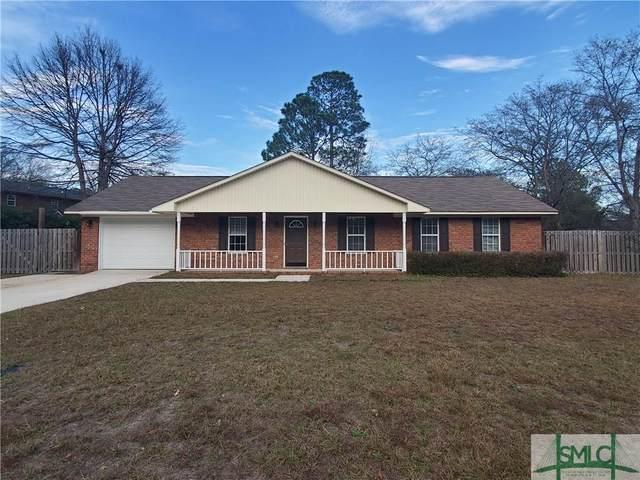 3 Oakridge Circle, Rincon, GA 31326 (MLS #246579) :: McIntosh Realty Team