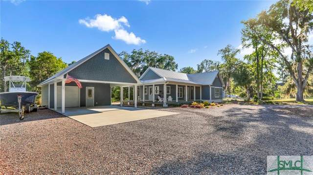 172 Dutchmans Cove Road, Midway, GA 31320 (MLS #246581) :: Coastal Savannah Homes