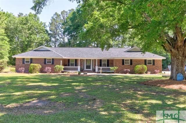 116 Miles Lane, Pembroke, GA 31321 (MLS #246583) :: Luxe Real Estate Services