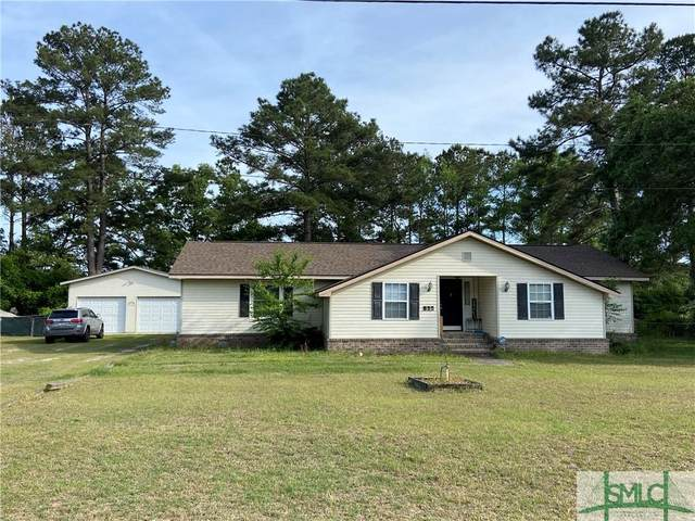 186 Stagefield Road, Guyton, GA 31312 (MLS #246591) :: Keller Williams Coastal Area Partners