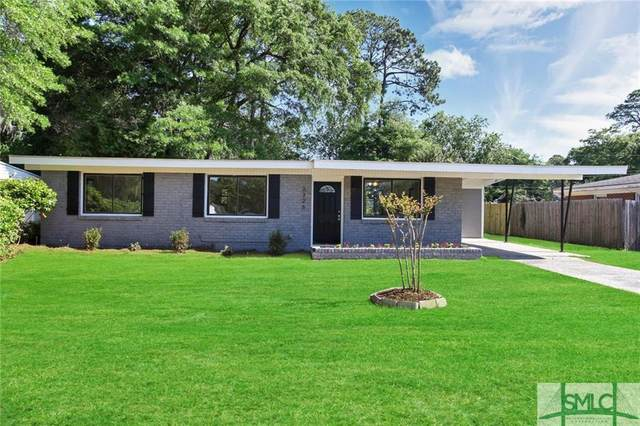 2326 Shirley Drive, Savannah, GA 31404 (MLS #246596) :: Liza DiMarco