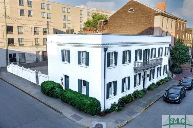 301 W York Street, Savannah, GA 31401 (MLS #246601) :: Coldwell Banker Access Realty