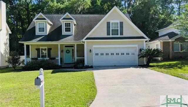 105 Courtland Drive, Savannah, GA 31419 (MLS #246604) :: Coldwell Banker Access Realty