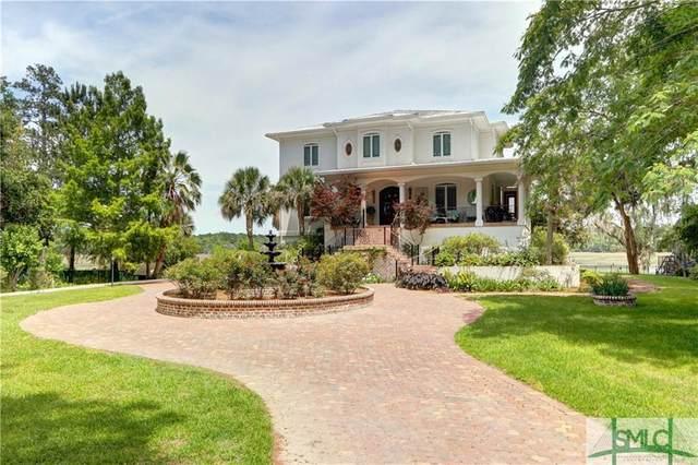 9160-9170 Ferguson Street, Savannah, GA 31406 (MLS #246606) :: Keller Williams Coastal Area Partners
