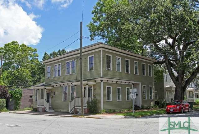 1116 Lincoln Street #2, Savannah, GA 31401 (MLS #246608) :: Coldwell Banker Access Realty