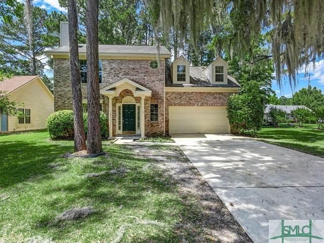 171 Park View Road, Savannah, GA 31419 (MLS #246614) :: Coldwell Banker Access Realty