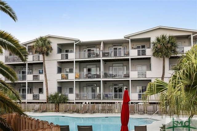 1217 Bay Street 102C, Tybee Island, GA 31328 (MLS #246619) :: Keller Williams Coastal Area Partners