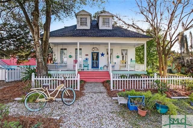 30 Solomon Avenue, Tybee Island, GA 31328 (MLS #246626) :: The Arlow Real Estate Group