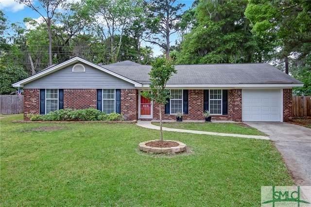625 Leaning Oaks Drive, Savannah, GA 31410 (MLS #246657) :: McIntosh Realty Team