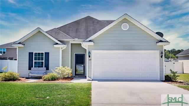 169 Ohara Drive, Richmond Hill, GA 31324 (MLS #246669) :: Luxe Real Estate Services