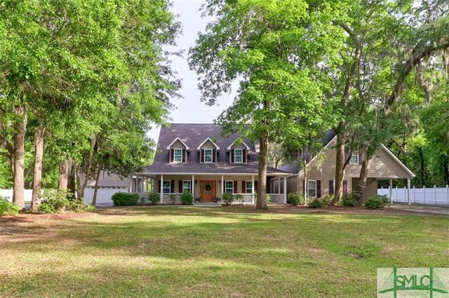 1111 Goshen Road, Rincon, GA 31326 (MLS #246670) :: The Arlow Real Estate Group