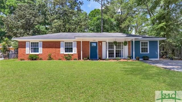 103 Keystone Drive, Savannah, GA 31406 (MLS #246674) :: Coastal Savannah Homes