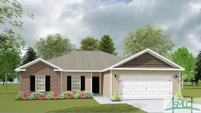102 Guana Lane, Bloomingdale, GA 31302 (MLS #246678) :: The Arlow Real Estate Group