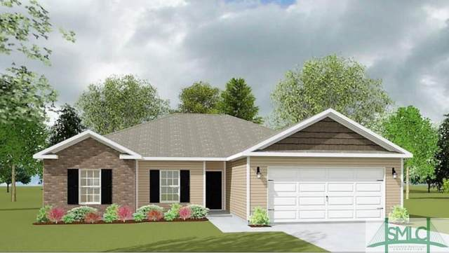102 Guana Lane, Bloomingdale, GA 31302 (MLS #246678) :: Keller Williams Coastal Area Partners