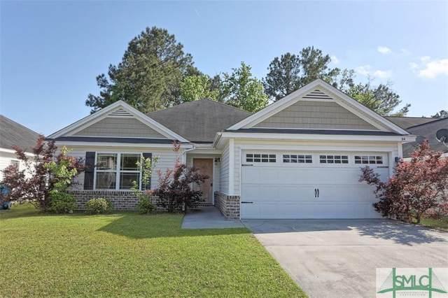 24 Springwater Drive, Port Wentworth, GA 31407 (MLS #246689) :: Savannah Real Estate Experts
