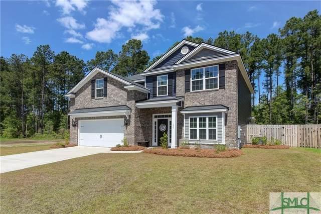 136 Red Maple Lane, Guyton, GA 31312 (MLS #246702) :: The Arlow Real Estate Group
